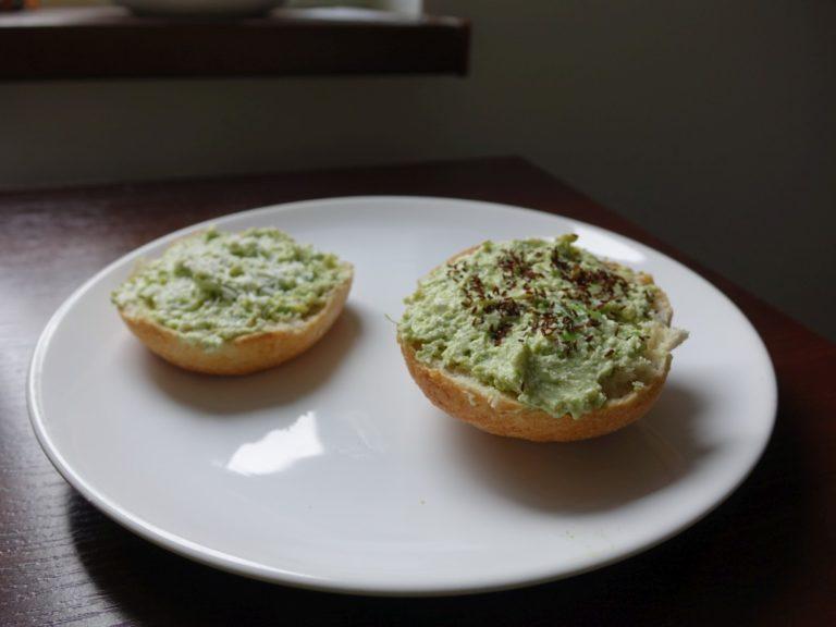 Pełnoziarniste kanapki z avocado