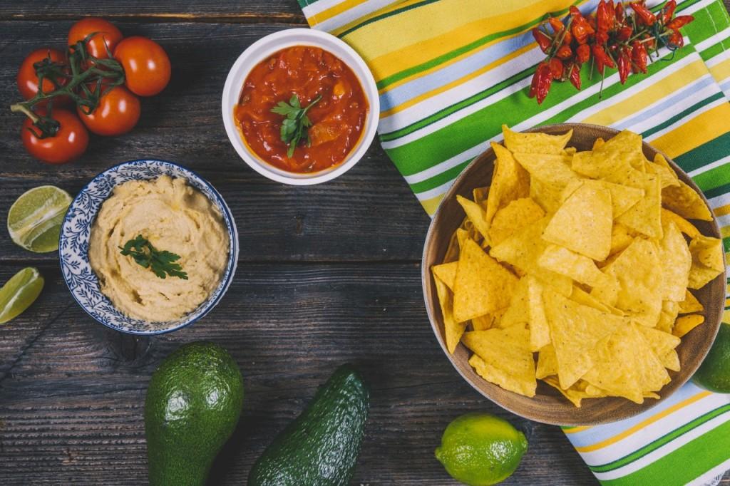 Sprawdzone niskokaloryczne sosy do potraw