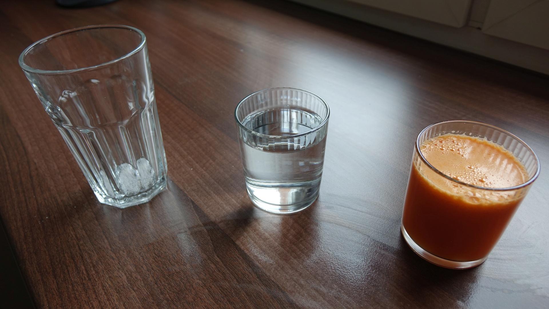 Domowy napój izotoniczny | Szybki przepis