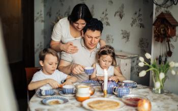 Wsparcie rodziny w procesie odchudzania i kształtowania formy